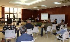 Reunião Ordinária do Conselho Intersetorial da CCAD - Ano 2020