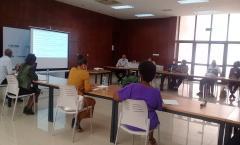 Socialização de critérios básicos para atribuição de licença para estruturas privadas e ONGs de tratamento das dependências