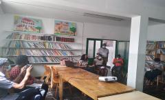"""Encontro de Reflexão sobre o lema """"Partilhe Fatos sobre Drogas. Salve Vidas"""", com os Membros da Federação Cabo-verdiana das Associações Comunitárias"""